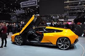 Auto Show de Ginebra 2016: Italdesign GTZero, un sensacional superdeportivo familiary eléctrico.
