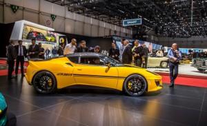 Auto Show de Ginebra 2016: Lotus Evora Sport 410, más liviano y más potente