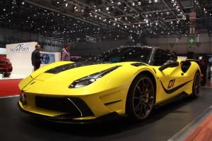 Imágenes del Auto Show de Ginebra 2016