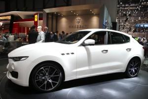 Auto Show de Ginebra 2016: Maserati Levante
