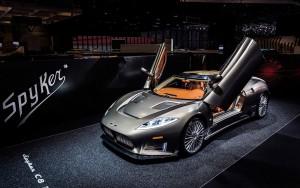 Auto Show de Ginebra 2016: Spyker C8 Preliator, un regreso esperado