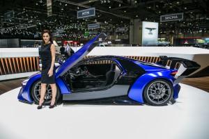 Imágenes del Salón del Automóvil de Ginebra 2016 (2)
