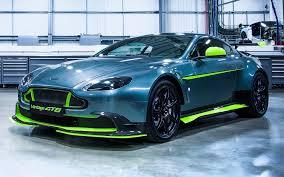 Aston Martin Vantage GT8, casi de pista.