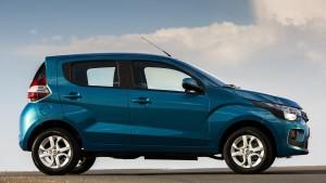 Fiat Mobi 2017, el auto más barato de la Fiat.