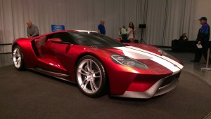 Anuncian el precio del Ford GT: USD 400,000