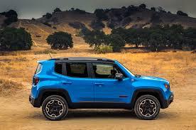 Jeep Renegade 2016: lindo diseño y buen equipamiento.