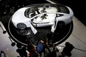 LeEco LeSEE Concept, la competencia china para el Tesla.