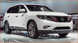 Nissan Pathfinder 2016: espacio, seguridad y lujo.