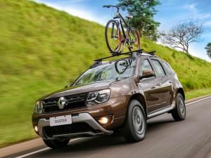 Renault Duster 2016: exitosa, cómoda y de atractivo precio.
