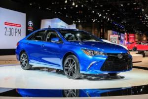Toyota Camry Special Edition 2016, una serie limitada y más deportiva.