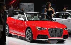 Audi RS5 Convertible 2016: ¿Fin de la producción?