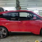 BMW i3 2017, renovado y más autónomo.