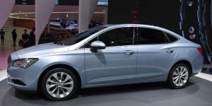 Buick Verano 2016: otro que sale del mercado de EEUU