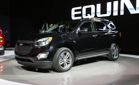 Chevrolet Equinox 2016:estilo, versatilidad y espacio.