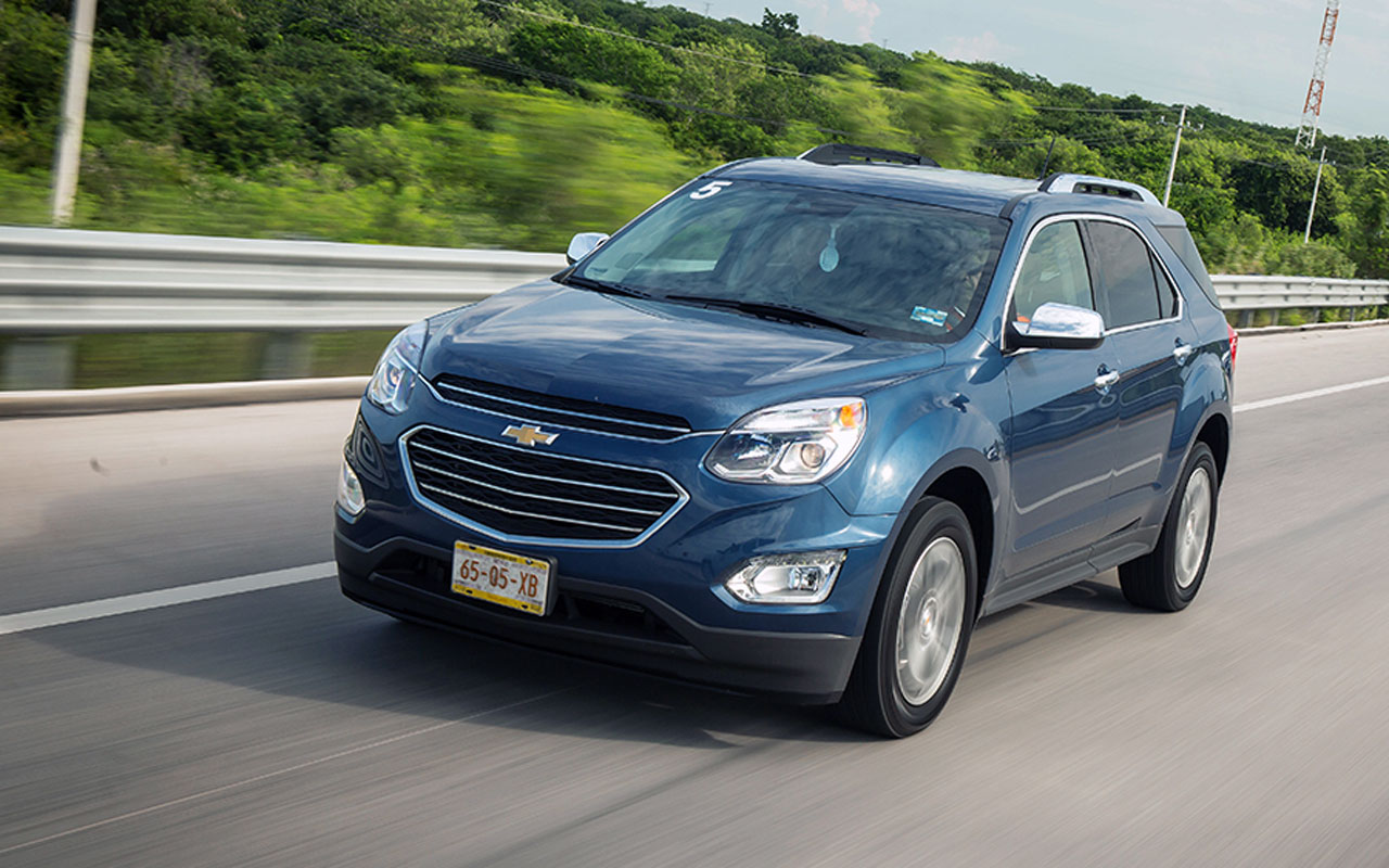 chevrolet equinox 2016 estilo versatilidad y espacio lista de carros. Black Bedroom Furniture Sets. Home Design Ideas