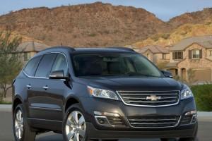 Chevrolet Traverse 2016: innovadora, atrevida y atractiva.