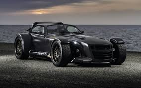 Donkervoort D8 GTO Bare Naked Carbon Edition, un auto muy especial.