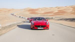 Ferrari California Deserto Rosso, una muy especial  y exclusiva edición limitada.