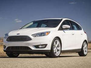 Ford Focus Sedan 2016: seguro, sofisticado, refinado y divertido de conducir.