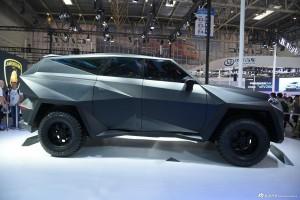 IAT Kalman, una gigante SUV de 1.8 millones de dólares.