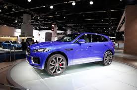 Jaguar F-Pace 2017: la primer SUV del fabricante británico