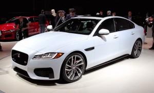 Jaguar XF 2016: tecnología, diseño y eficiencia