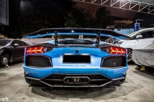 Imágenes de traseros de carros deportivos