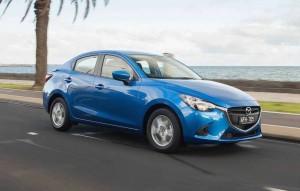 Mazda2 Sedán 2016: un auto muy bien logrado.