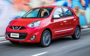 Nissan March 2016: eficiente y económico.
