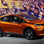 Opel Ampera-e 2017: más práctico y barato que otro eléctrico.