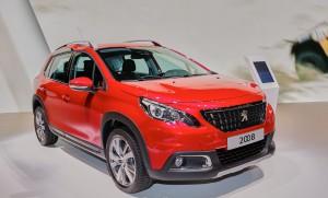 Peugeot 2008 2016: el exitoso francés recibe cambios.