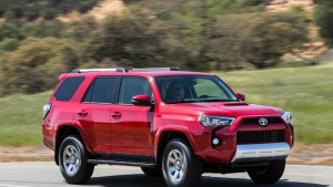 Toyota 4Runner 2016: robusto, musculoso y poderoso.