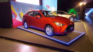 Toyota Yaris R 2016:juvenil y deportivo.