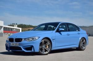 BMW M3 2016: hermoso y brutal