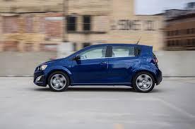 Chevrolet Sonic Hatchback 2016: espacio, comodidad y eficiencia.
