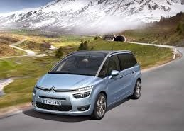Citroën C4 Grand Picasso 2016: un interesante auto familiar.