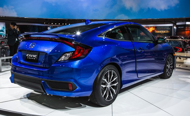 Honda civic coup 2016 renovado y con m xima calificaci n for 2016 honda civic ex t review