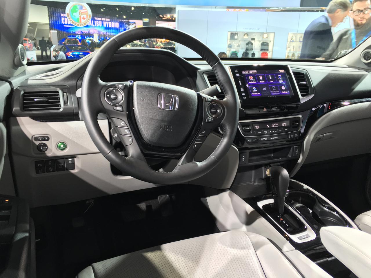 Honda Ridgeline 2017 Ahora En Su Segunda Generaci N Lista De Carros