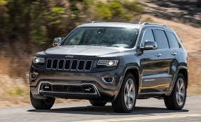 Jeep Grand Cherokee 2016: lujo, potencia y eficiencia.