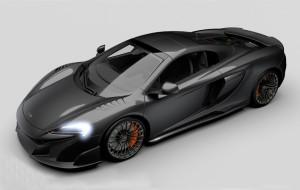 McLaren MSO Carbon Series 675 LT Spider: solo 25 unidades...que ya se vendieron.