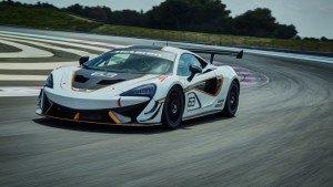 McLaren 570S Sprint: exclusivo para circuito (con video).