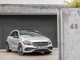 Mercedes Benz Clase A 2016: el pequeño alemán se renueva