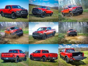 Mopar '16 Ram Rebel: ruda, amenazante y exclusiva.
