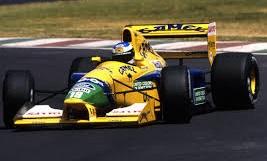 Subastaron el Benetton-Ford F1 1991 de Michael Schumacher.