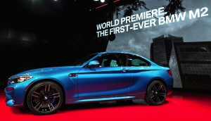 BMW M2 Coupé 2016: atlético, imponente y poderoso.