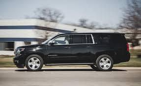 Chevrolet Suburban 2016: calidad, prestigio y prestaciones.
