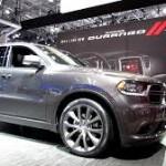 Dodge Durango 2016: estilo, innovación, tecnología y lujo.