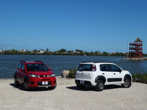Fiat Uno 2016: juvenil y funcional.