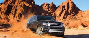 Ford Expedition 2016: cómoda, potente, extraordinaria y fina.