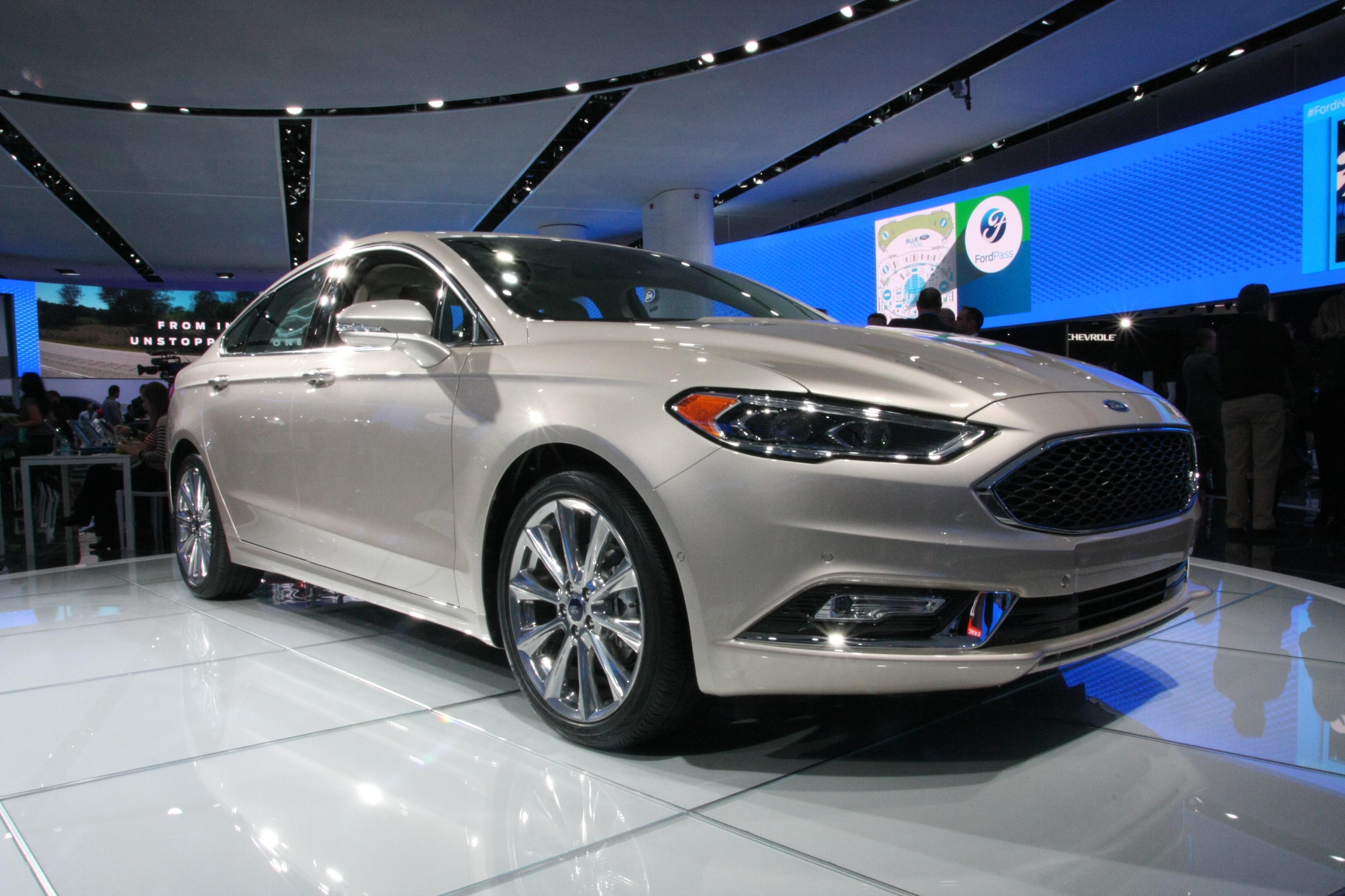 Ford Fusion Hybrid 2017 Renovado Y Mejorado Lista De